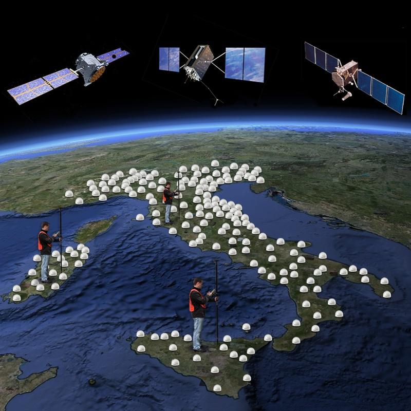 L'utilizzo delle reti GNSS per le attività catastali